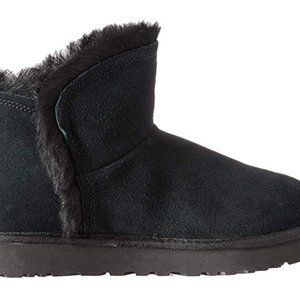 NEW! UGG Women's Classic Mini Fluff High-Low Boots